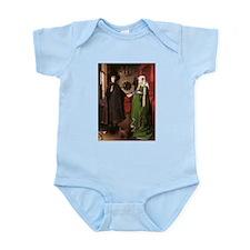 Portrait of Giovanni Arnolfin Infant Bodysuit