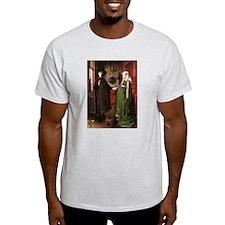 Portrait of Giovanni Arnolfin T-Shirt