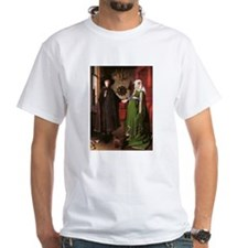 Portrait of Giovanni Arnolfin Shirt