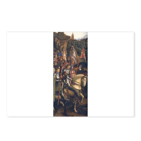 Knights of Christ Postcards (Package of 8)
