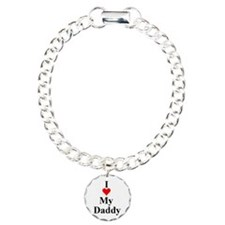 I Love My Daddy Bracelet