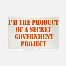 Product of Government Rectangle Magnet (100 pack)
