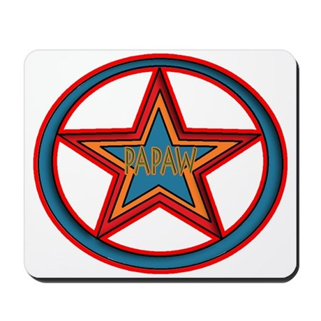 STAR PAPAW Mousepad