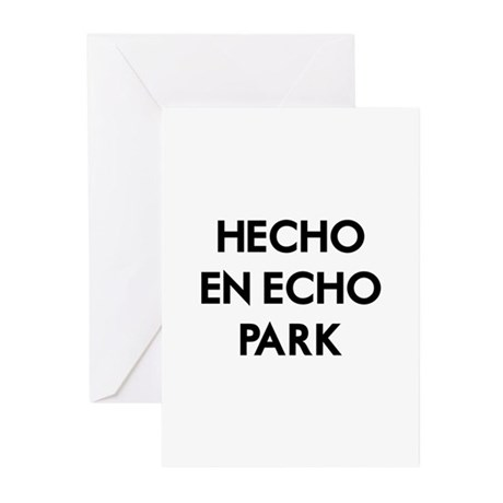 Hecho En Echo Park Greeting Cards (Pk of 10)