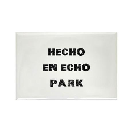 Hecho En Echo Park Rectangle Magnet (10 pack)