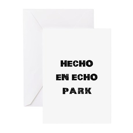 Hecho En Echo Park Greeting Cards (Pk of 20)