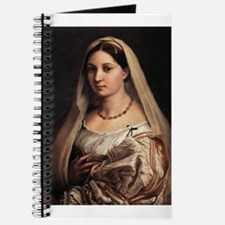 Lady with a Veil Journal