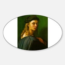 Portrait of Bindo Altoviti Decal