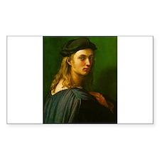Portrait of Bindo Altoviti Decal