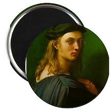 Portrait of Bindo Altoviti Magnet