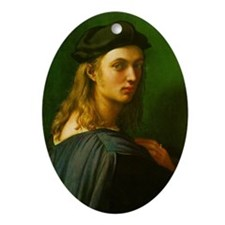 Portrait of Bindo Altoviti Ornament (Oval)