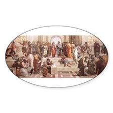 School of Athens Decal