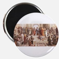 """School of Athens 2.25"""" Magnet (10 pack)"""