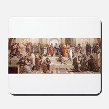 School of Athens Mousepad