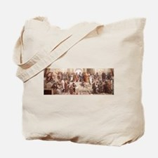 School of Athens Tote Bag