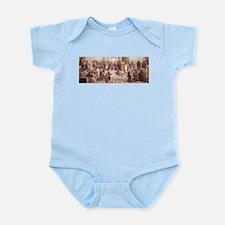 School of Athens Infant Bodysuit