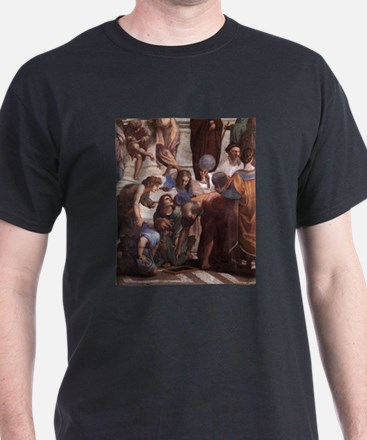 School of Athens (detail - Eu T-Shirt