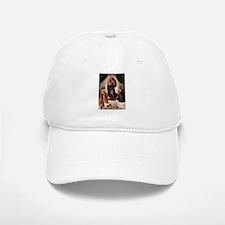The Sistine Madonna Baseball Baseball Cap
