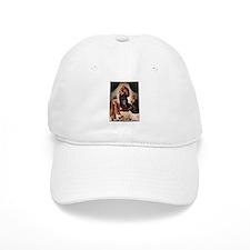 The Sistine Madonna Baseball Cap