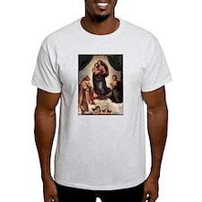 The Sistine Madonna T-Shirt