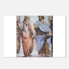 School of Athens (detail - Pl Postcards (Package o