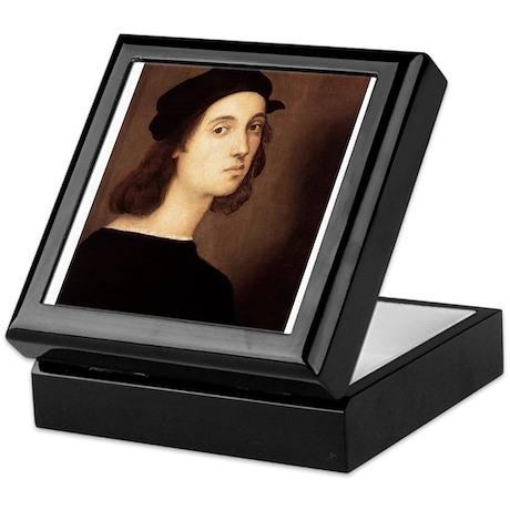 Self Portrait Keepsake Box