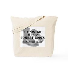 My Sister Wears NG CB Tote Bag