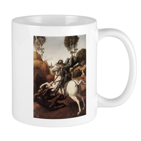 St George and the Dragon Mug