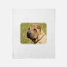 Shar Pei 9L039D-06 Throw Blanket