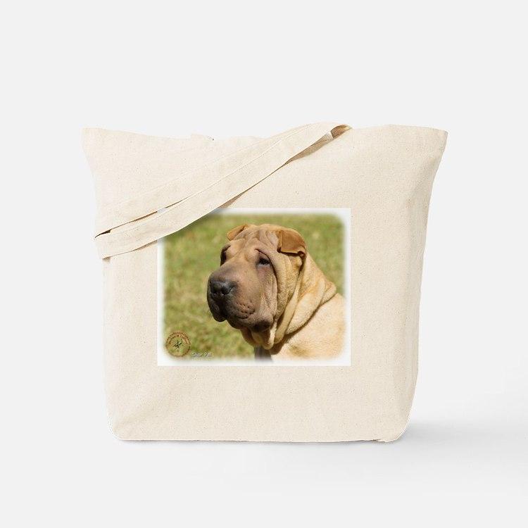Shar Pei 9L039D-06 Tote Bag