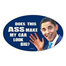 Does this A--? Bumper Stickers