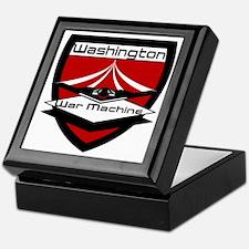 Washington War Machine Keepsake Box