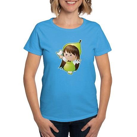 Fruit of the Spirit: Peace Women's Dark T-Shirt