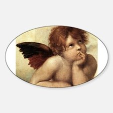 The Sistine Madonna (2nd deta Decal