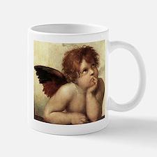 The Sistine Madonna (2nd deta Small Small Mug