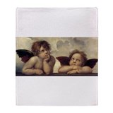 Cherub Fleece Blankets