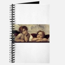 The Sistine Madonna (detail) Journal