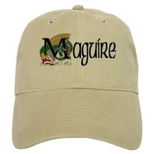 Maguire Celtic Dragon Baseball Baseball Cap
