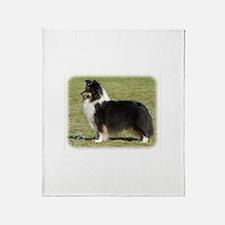 Shetland Sheepdog 9J088D-06 Throw Blanket