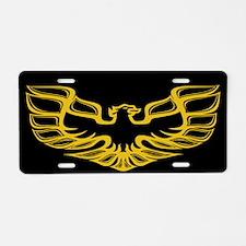 Firebird / Trans Am Aluminum License Plate