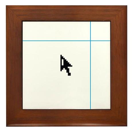 Select Tool Framed Tile