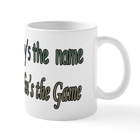 POPPY'S THE NAME,SPOILIN'S TH Mug