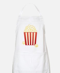 Popcorn Lover Theater or Kitchen Apron