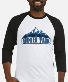 Winter Park Blue Mountain Baseball Jersey