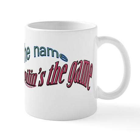 poppy's the name, spoilin's t Mug