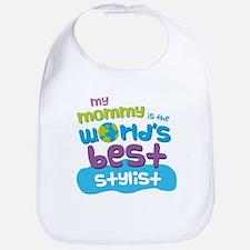 Stylist Gift for Kids Baby Bib