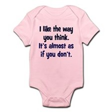 Like You Don't Think Onesie