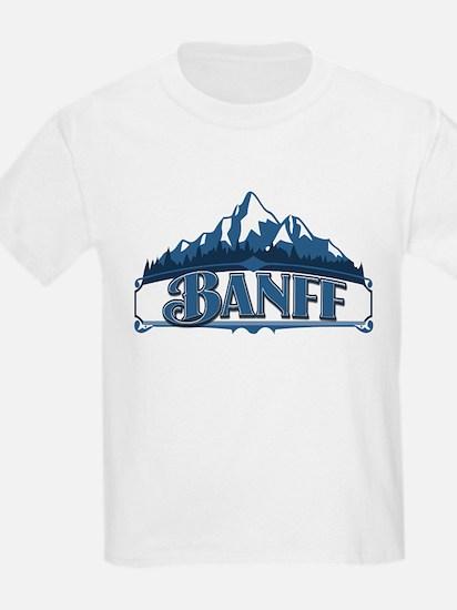 Banff Blue Mountain T-Shirt