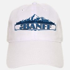 Banff Blue Mountain Baseball Baseball Cap