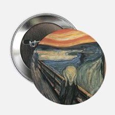"Munch's ""The Scream"" 2.25"" Button"